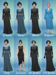 LadyTremaineOutfits